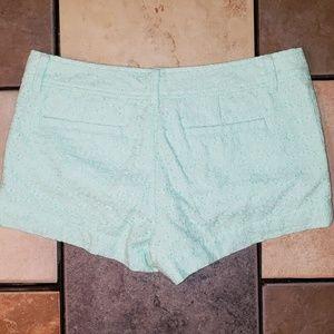 Lilly Pulitzer Shorts - Lilly Pulitzer Walsh Shorts size 6